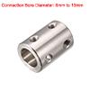 6mm to 10mm Bore C45 Steel Robot Motor Wheel Coupl...