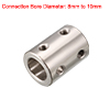 8mm to 10mm Bore Stainless Steel Robot Motor Wheel...