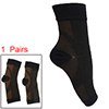 Unisex Novelty Pattern Compression Ankle Support A...