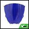 Blue Motorcycle Windshield for Honda RVT1000R VTR1...