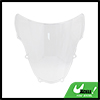Clear ABS Plastic Motorcycle Windshield for 2001-2...