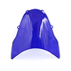 Blue ABS Plastic Motorcycle Windshield for 2001-20...