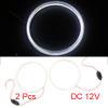2pcs Universal Car 120mm Projector Lens LED COB Ha...