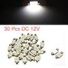 30pcs 39mm 16 LED 1210 SMD Festoon Dome Light Car ...