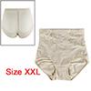 Women Low Rise Lace Decor Seamless Boyshort Panty ...