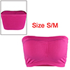 Women Seamless Removable Padded Wire Free Stretchy...