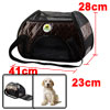 Outdoor Camping Travel Pet Puppy Cat Zipper Closur...
