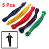 Gym Exercise Fitness Rubber Pull Up Assist Trainin...