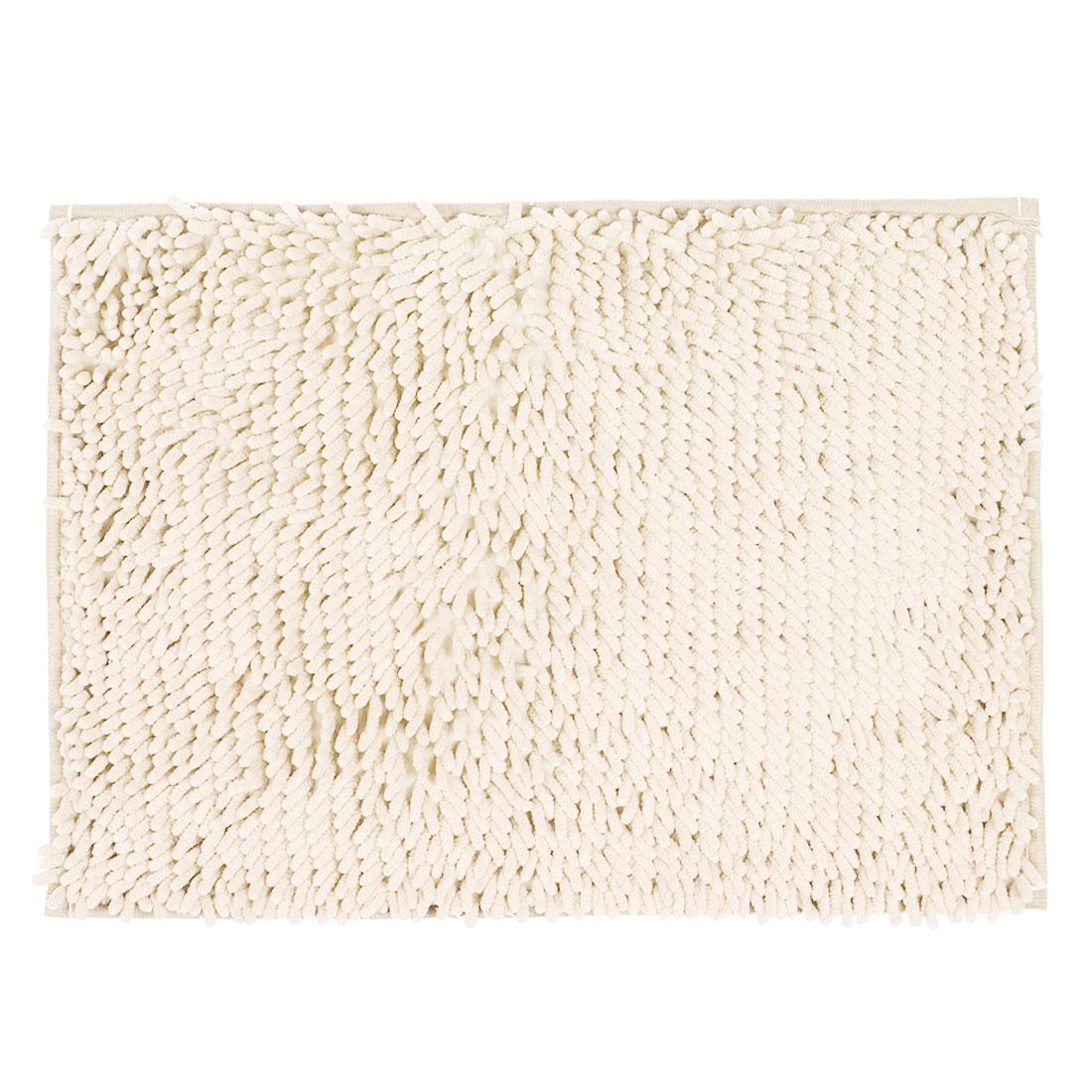 Home-Bedroom-Chenille-Anti-Skid-Floor-Rug-Mat-Carpet-Doormat-60cm-x-40cm