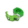 Green Eagle Mouth Design Handlebar Mounting Helmet...