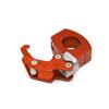 Orange Eagle Mouth Design Handlebar Mounting Helme...