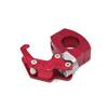 Red Eagle Mouth Design Handlebar Mounting Helmet H...