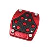 Universal Black Red Aluminum Alloy Antislip Brake ...