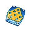 Universal Blue Yellow Aluminum Alloy Antislip Brak...