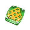 Universal Green Yellow Aluminum Alloy Antislip Bra...
