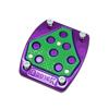 Universal Purple Green Aluminum Alloy Antislip Bra...