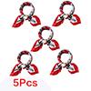k21 women square shaped chain novelty pr...