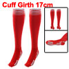 Unisex Nylon Anti Slip Stripe Pattern Elastic Foot...