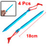 Outdoor Travel Hiking Camping Tent Peg Ground Nail...