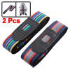 Outdoor Nylon 2 Cross Suitcase Packing Band Portab...