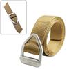 Unisex Military Outdoor Canvas Nylon Web Belt 35mm...