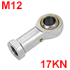 PHS12 Economy Female Right Hand Rod End Bearing Si...