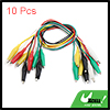 10Pcs Multicolor Car Battery Insulated Positive Ne...