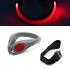Bike Cycling Running LED Luminous Shoe Clip Safety...