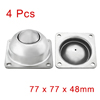 CY-38A 1-1/2 Inch Carbon Steel Square Flange Rolle...