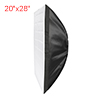 50cmx70cm Cloth Studio Flash Light Softbox Diffuse...