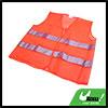 Orange Reflective Security Visibility Warning Vest...