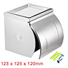 123mmx125mmx120mm Stainless Steel Polished Finish ...
