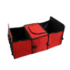 Red Car Trunk Organizer Multipurpose Storage Porta...