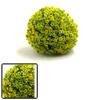 Yellow Green Plastic Grass Ball Aquarium Aquascape...