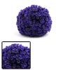 Purple Plastic Grass Ball Aquarium Tank Aquascape ...