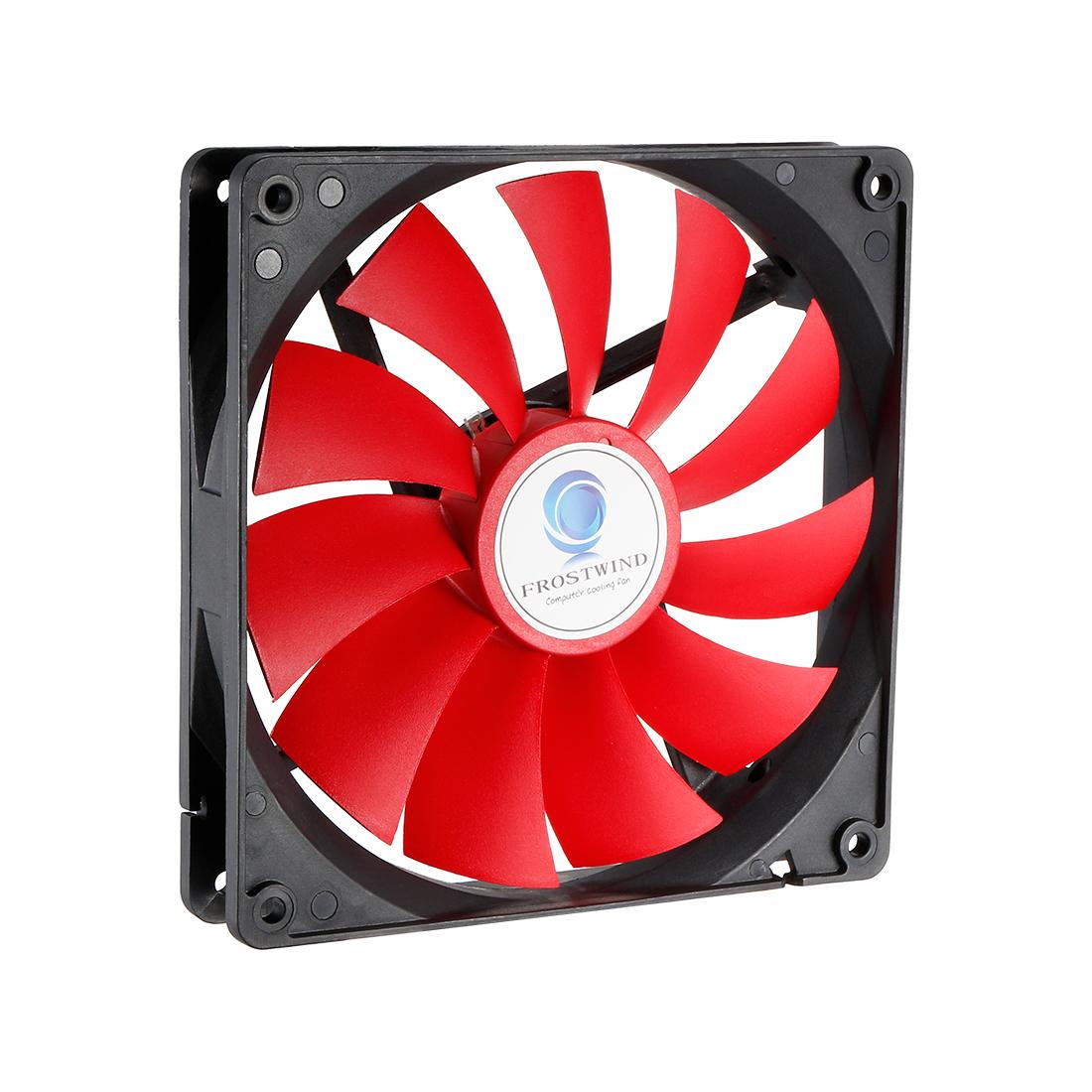 120mm x 25mm 24V DC Cooling Fan Long Life Dual Ball Bearing Computer Case Fan