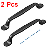 Cabinet Drawer Zinc Alloy Pull Handle 5 Inch Hole ...