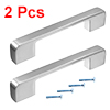Cabinet Zinc Alloy Pull Handle 3-3/4 Inch Hole Cen...