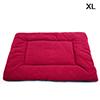 Fleece Reversible Mat Cushion Pad Bed Bolster for ...