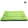 Fleece Reversible Mat Cushion Pad Bed for Dog Cat ...