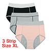 Women Menstrual Period Leakproof High Waist Underw...