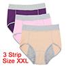 Women Menstrual Period Leakproof High Waist Pantie...