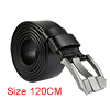 Men Wide Alloy Pin Buckle Business Casual Vintage ...