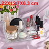 Clear Acrylic Makeup Organizer Cosmetic and Jewelr...