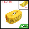 3 Ton 4M Length Yellow Emergency Towing Strap Rope...