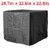 Portable Weatherproof Cover for Generator Black, 2...