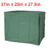 Portable Weatherproof Cover for Generator Green, 3...