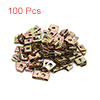 100Pcs Bronze Tone Metal Motorcycle Fairing Bolts ...