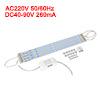 24W 48 LEDs 5730 SMD LED Strip Light Lamp Chip Alu...