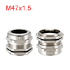 M47 Cable Gland Metal Waterproof Connector Wire Gl...